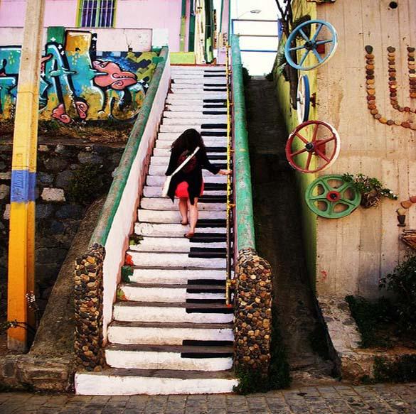 Μοναδικές και περίεργες σκάλες απ' όλο τον κόσμο (15)