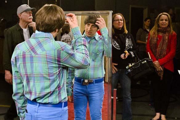 Στα παρασκήνια της σειράς «The Big Bang Theory» (4)