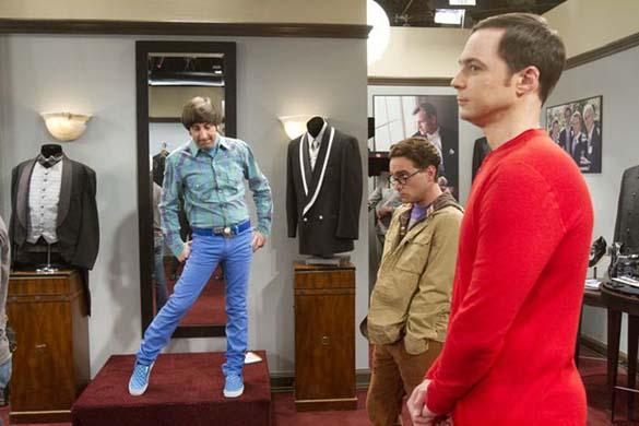 Στα παρασκήνια της σειράς «The Big Bang Theory» (5)