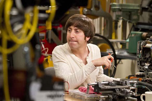 Στα παρασκήνια της σειράς «The Big Bang Theory» (6)