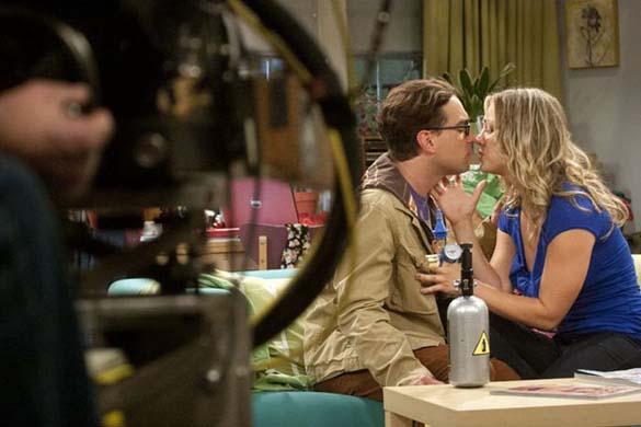 Στα παρασκήνια της σειράς «The Big Bang Theory» (8)