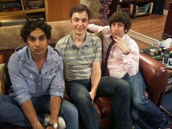 Στα παρασκήνια της σειράς «The Big Bang Theory» (9)