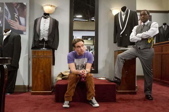 Στα παρασκήνια της σειράς «The Big Bang Theory» (13)