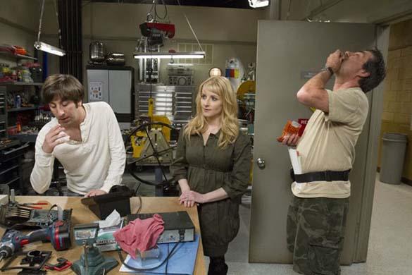 Στα παρασκήνια της σειράς «The Big Bang Theory» (17)