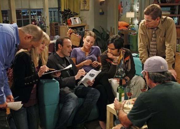 Στα παρασκήνια της σειράς «The Big Bang Theory» (18)