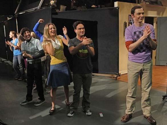 Στα παρασκήνια της σειράς «The Big Bang Theory» (23)