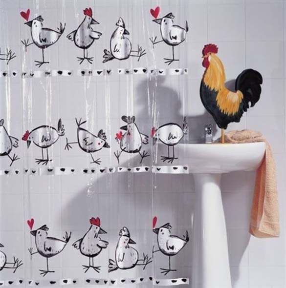 Παράξενες κουρτίνες μπάνιου (1)