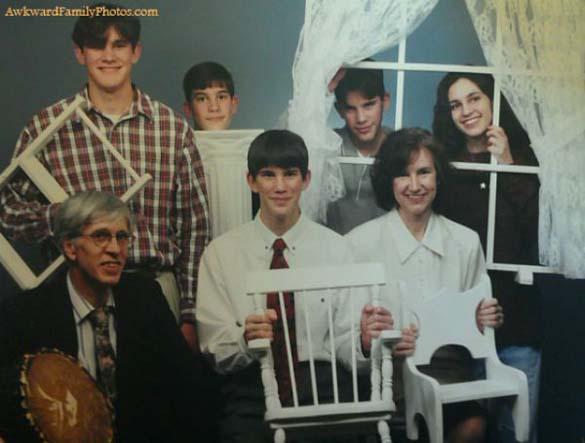 Παράξενες οικογενειακές φωτογραφίες (1)