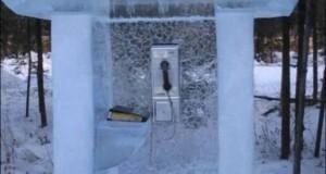 Παράξενοι τηλεφωνικοί θάλαμοι #4