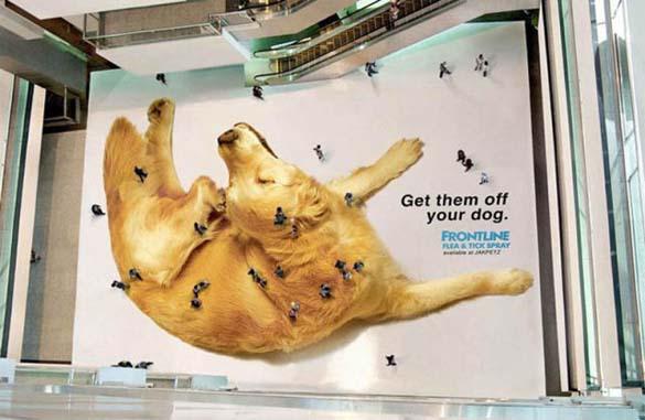 Το πάτωμα στην υπηρεσία της διαφήμισης (3)