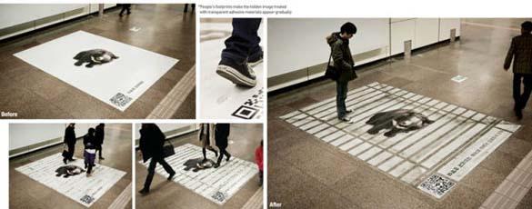 Το πάτωμα στην υπηρεσία της διαφήμισης (7)
