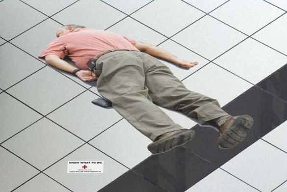 Το πάτωμα στην υπηρεσία της διαφήμισης (13)