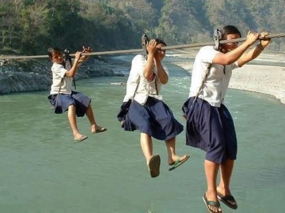 Μια συνηθισμένη μέρα στο Νεπάλ   Φωτογραφία της ημέρας