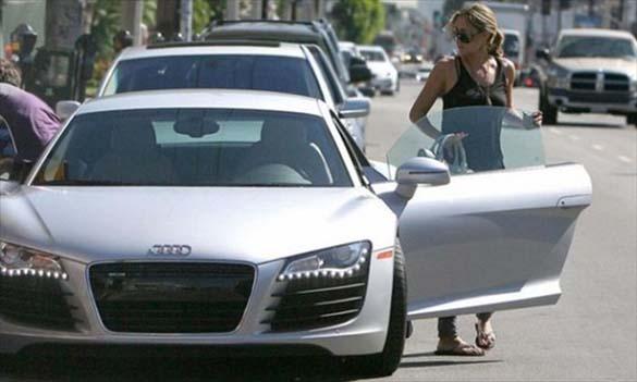 Τα πολυτελή αυτοκίνητα των διασήμων (5)