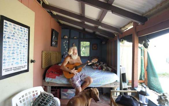 Ένας πραγματικός Ροβινσώνας Κρούσος από την Αυστραλία (6)