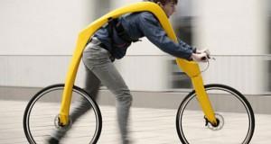 Πρωτοποριακό ποδήλατο χωρίς πετάλια (Video)