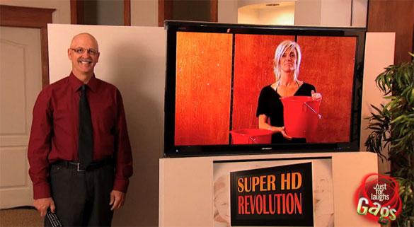 Φάρσα: Η πιο ρεαλιστική τηλεόραση όλων των εποχών