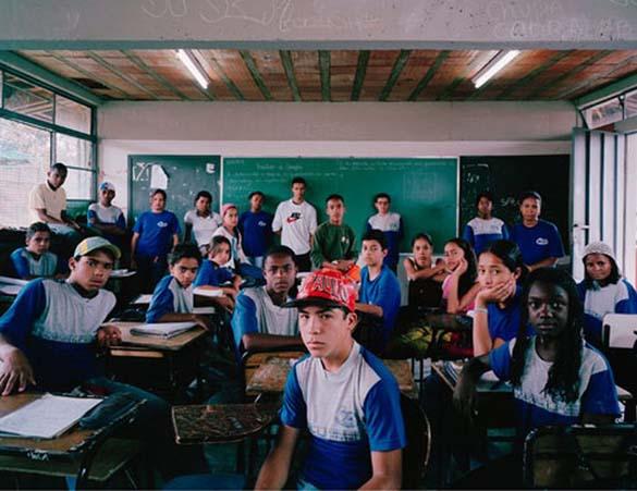 Σχολικές αίθουσες απ' όλο τον κόσμο (2)