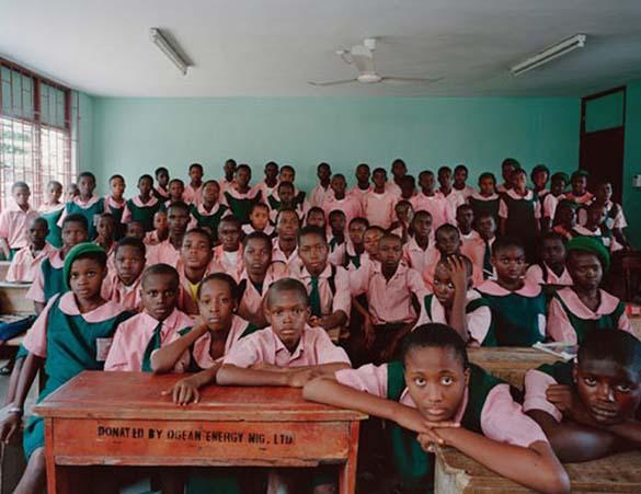 Σχολικές αίθουσες απ' όλο τον κόσμο (7)