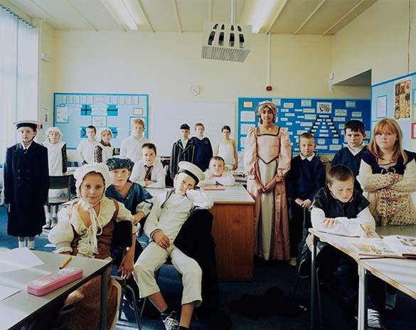 Σχολικές αίθουσες απ' όλο τον κόσμο (8)