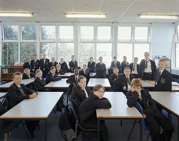 Σχολικές αίθουσες απ' όλο τον κόσμο (9)