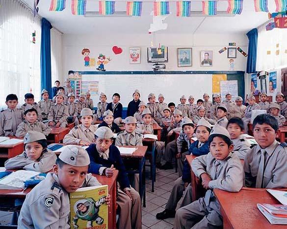 Σχολικές αίθουσες απ' όλο τον κόσμο (14)