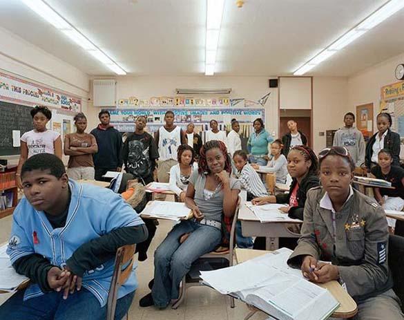 Σχολικές αίθουσες απ' όλο τον κόσμο (15)