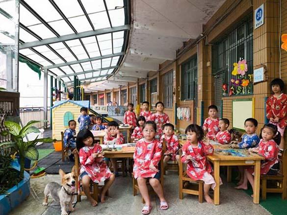 Σχολικές αίθουσες απ' όλο τον κόσμο (17)