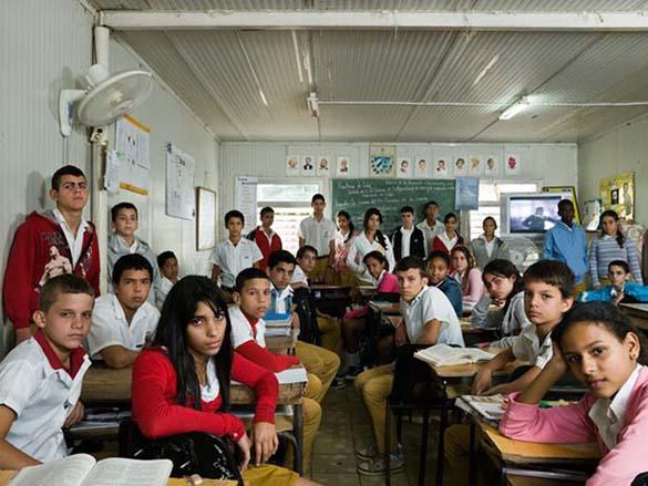 Σχολικές αίθουσες απ' όλο τον κόσμο (18)