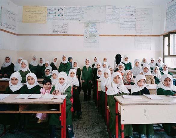 Σχολικές αίθουσες απ' όλο τον κόσμο (20)
