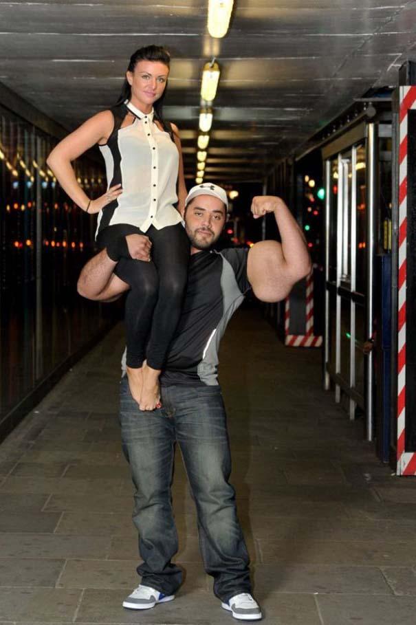 Ο άνδρας με τους μεγαλύτερους δικέφαλους μυς στον κόσμο (7)