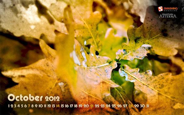 Wallpapers ημερολόγια Οκτωβρίου 2012 (2)