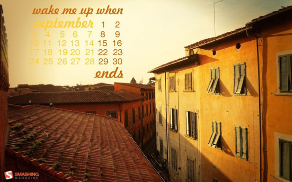 Wallpapers ημερολόγια Σεπτεμβρίου 2012 (1)