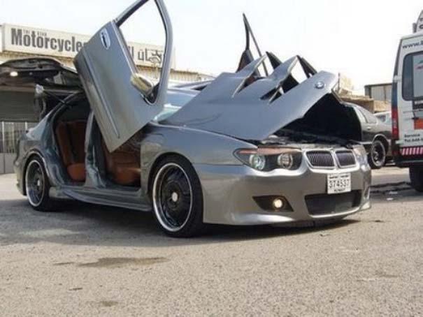 Ένα αυτοκίνητο που θυμίζει... πολυσουγιά! (2)