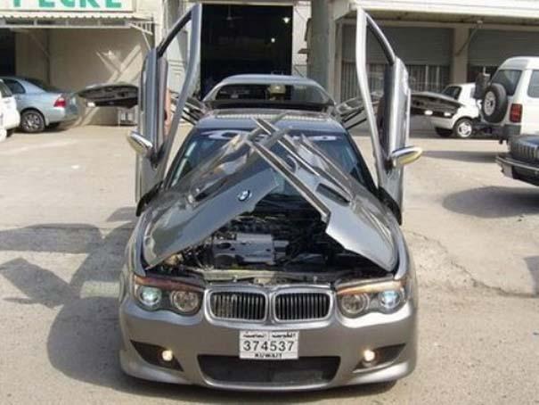 Ένα αυτοκίνητο που θυμίζει... πολυσουγιά! (4)