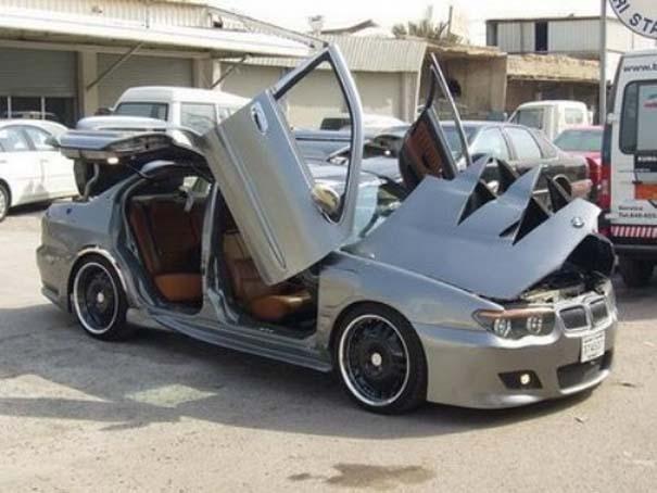 Ένα αυτοκίνητο που θυμίζει... πολυσουγιά! (5)