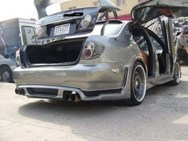 Ένα αυτοκίνητο που θυμίζει... πολυσουγιά! (8)