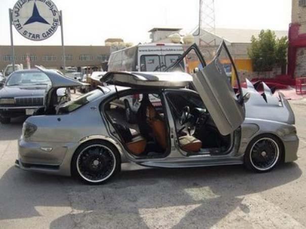 Ένα αυτοκίνητο που θυμίζει... πολυσουγιά! (9)