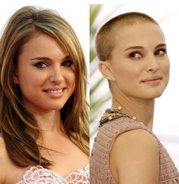 Celebrities που έκοψαν τα μακριά μαλλιά τους (15)