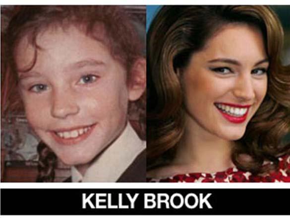Διάσημοι σε νεαρή ηλικία και τώρα (12)