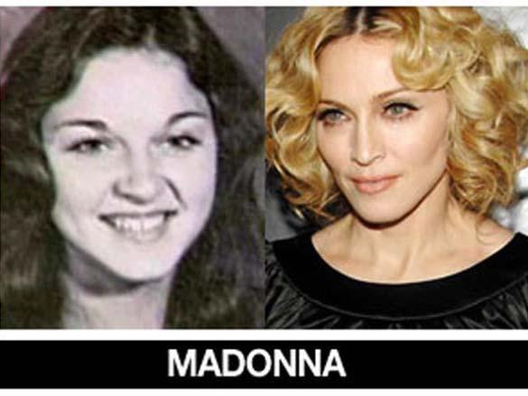 Διάσημοι σε νεαρή ηλικία και τώρα (13)