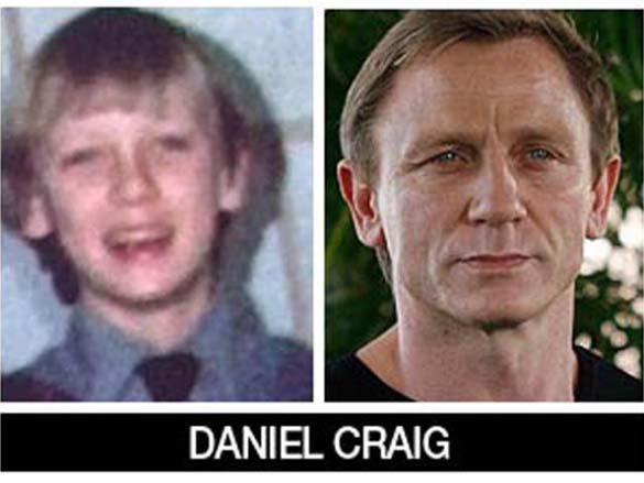 Διάσημοι σε νεαρή ηλικία και τώρα (17)
