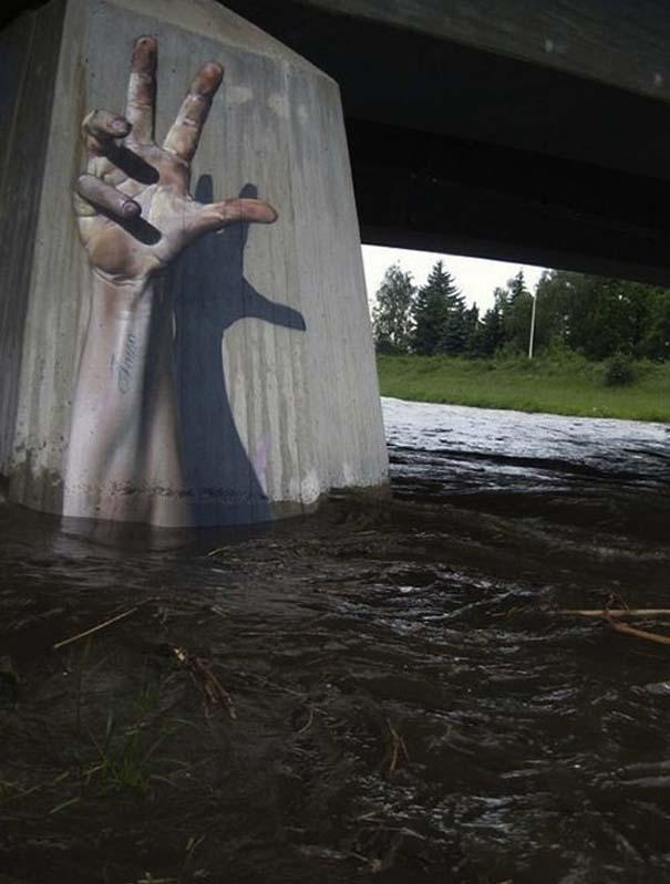 Εντυπωσιακά graffiti (1)