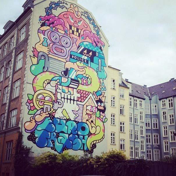 Εντυπωσιακά graffiti (24)
