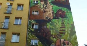 Εντυπωσιακά graffiti μεγάλης κλίμακας #3