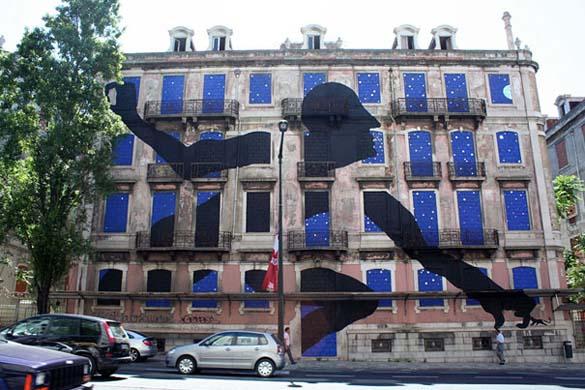 Εντυπωσιακά graffiti μεγάλης κλίμακας (6)