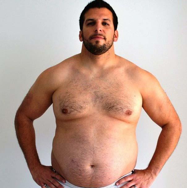 Fit2Fat2Fit: Personal Trainer έγινε παχύσαρκος και ξανά γυμνασμένος μέσα σε 1 χρόνο (1)