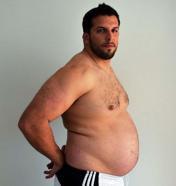 Fit2Fat2Fit: Personal Trainer έγινε παχύσαρκος και ξανά γυμνασμένος μέσα σε 1 χρόνο (2)