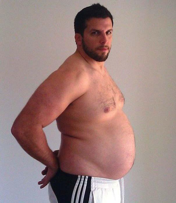 Fit2Fat2Fit: Personal Trainer έγινε παχύσαρκος και ξανά γυμνασμένος μέσα σε 1 χρόνο (4)