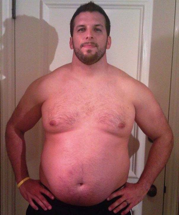 Fit2Fat2Fit: Personal Trainer έγινε παχύσαρκος και ξανά γυμνασμένος μέσα σε 1 χρόνο (5)